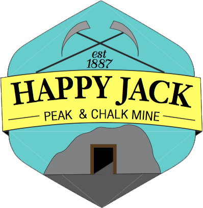 Happy Jack Peak and Chalk Mine